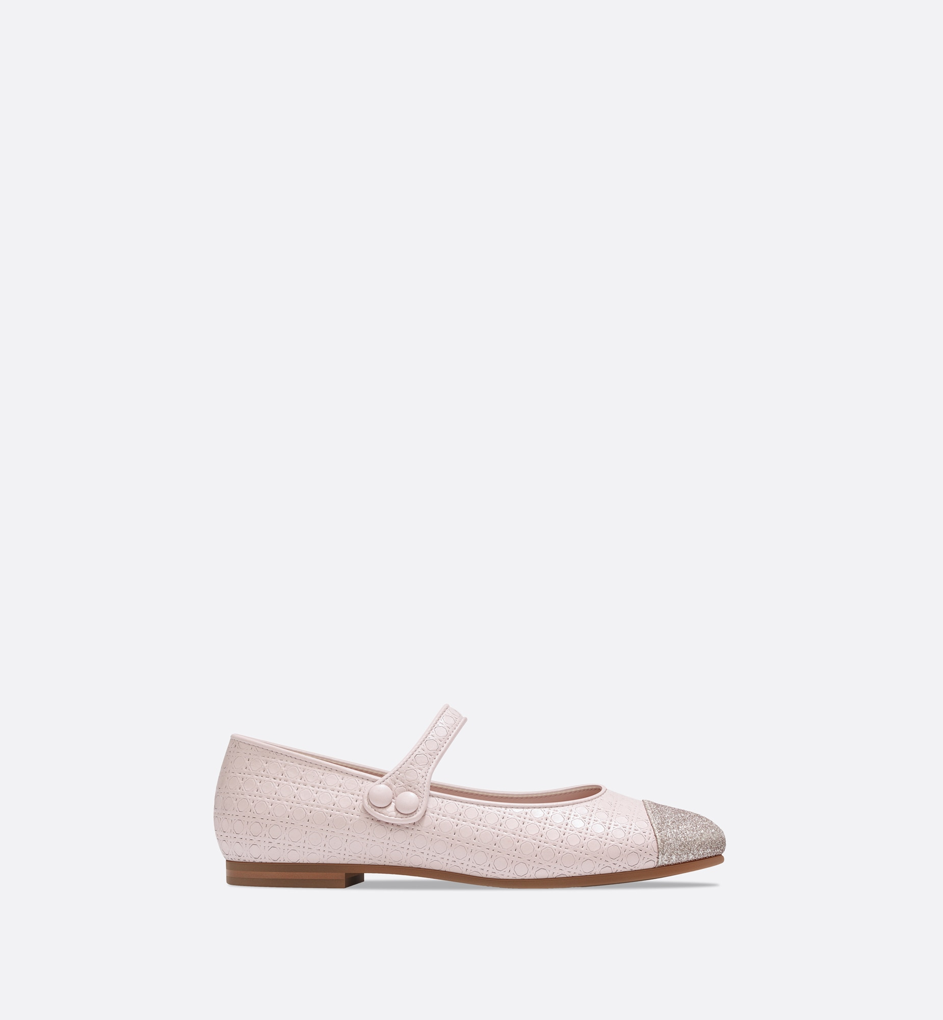 Ballerina Flat Profile view