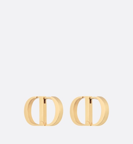 30 Montaigne Earrings Three quarter closed view Three quarter closed view