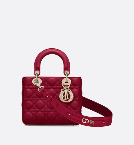 Lady Dior My ABCDior Bag Front view Front view