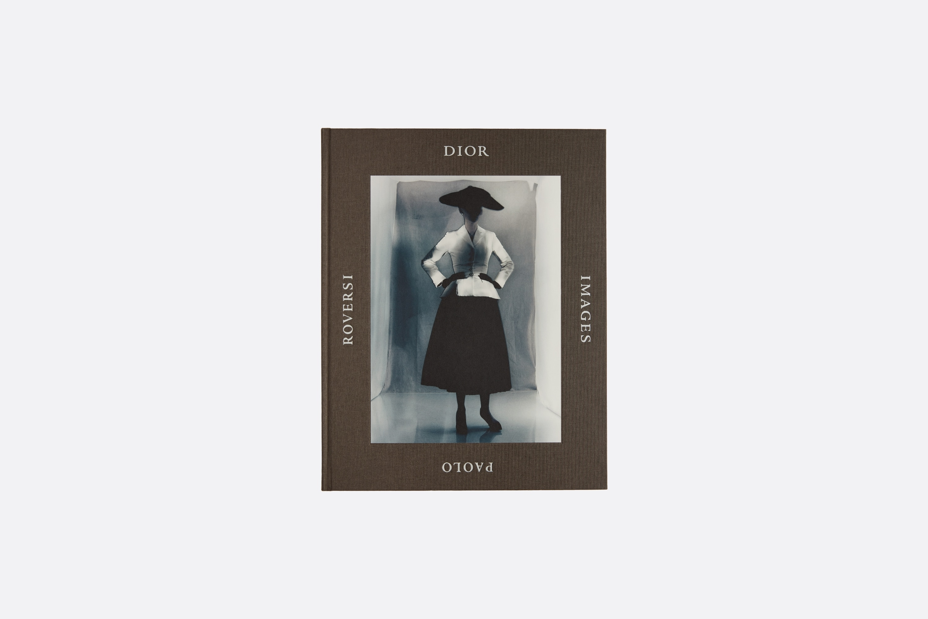 Book: Dior Images - Paolo Roversi Front view Open gallery
