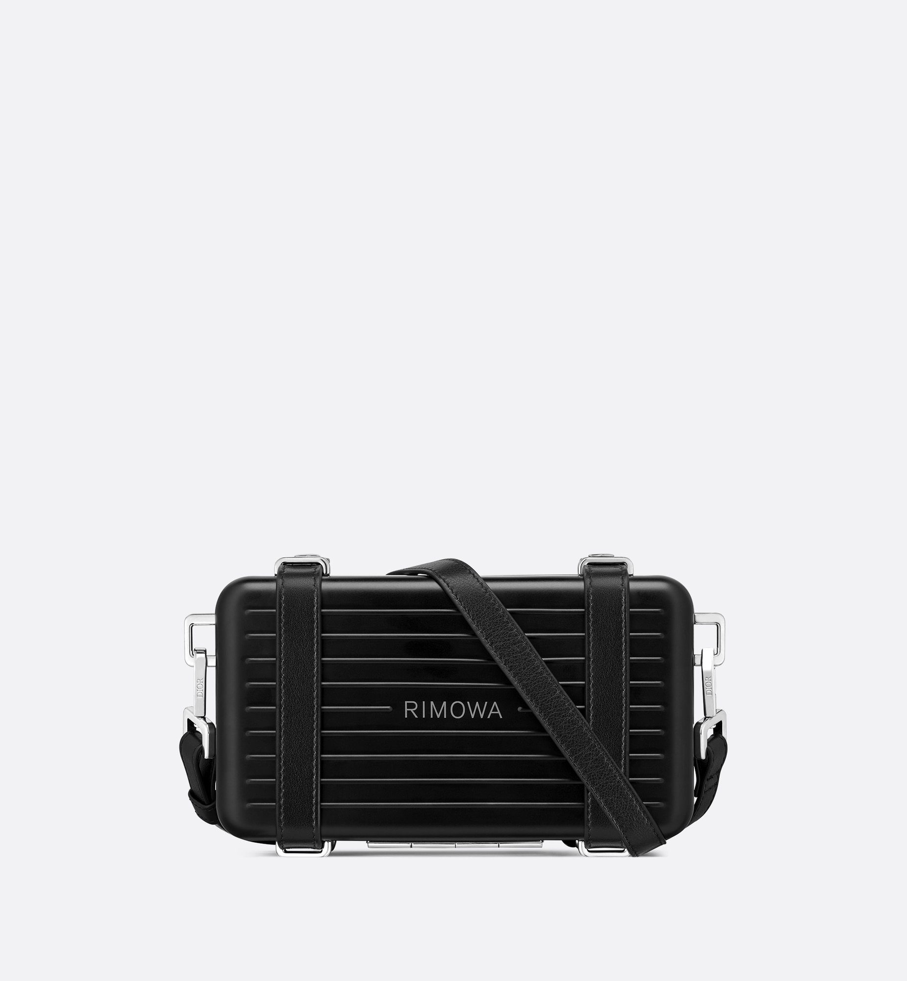 DIOR and RIMOWA Personal Clutch  Back view Open gallery