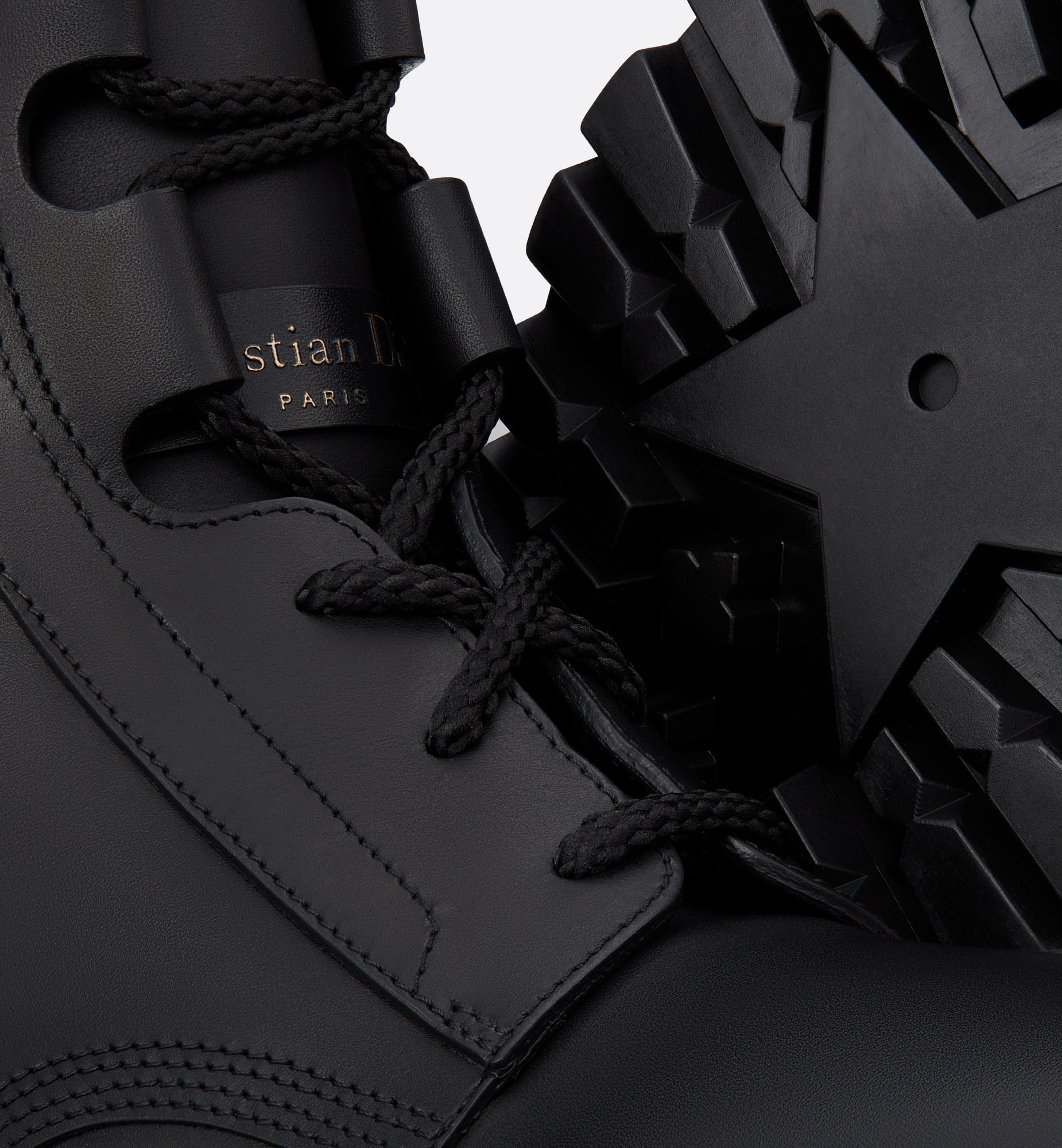 Dior Quest Boot Detailed view Open gallery