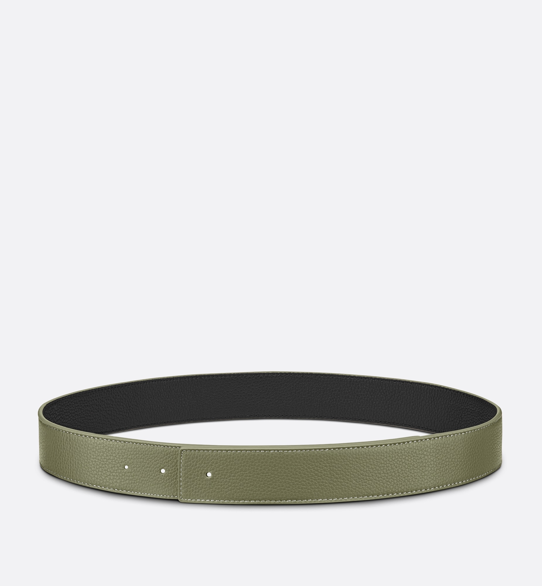 reversible belt strap | Dior Front view