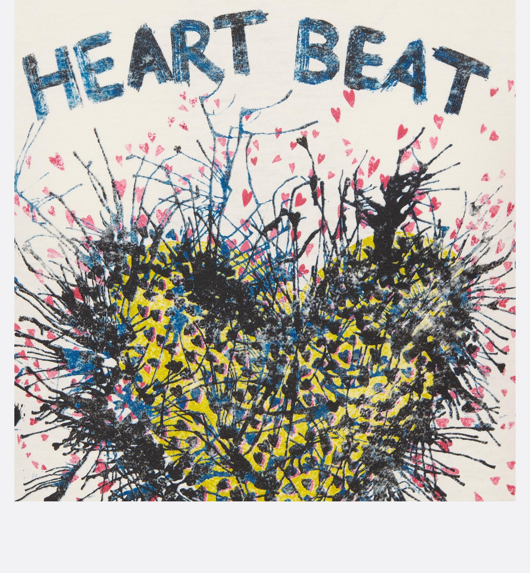 'HEART BEAT' T-Shirt Detailed view Open gallery