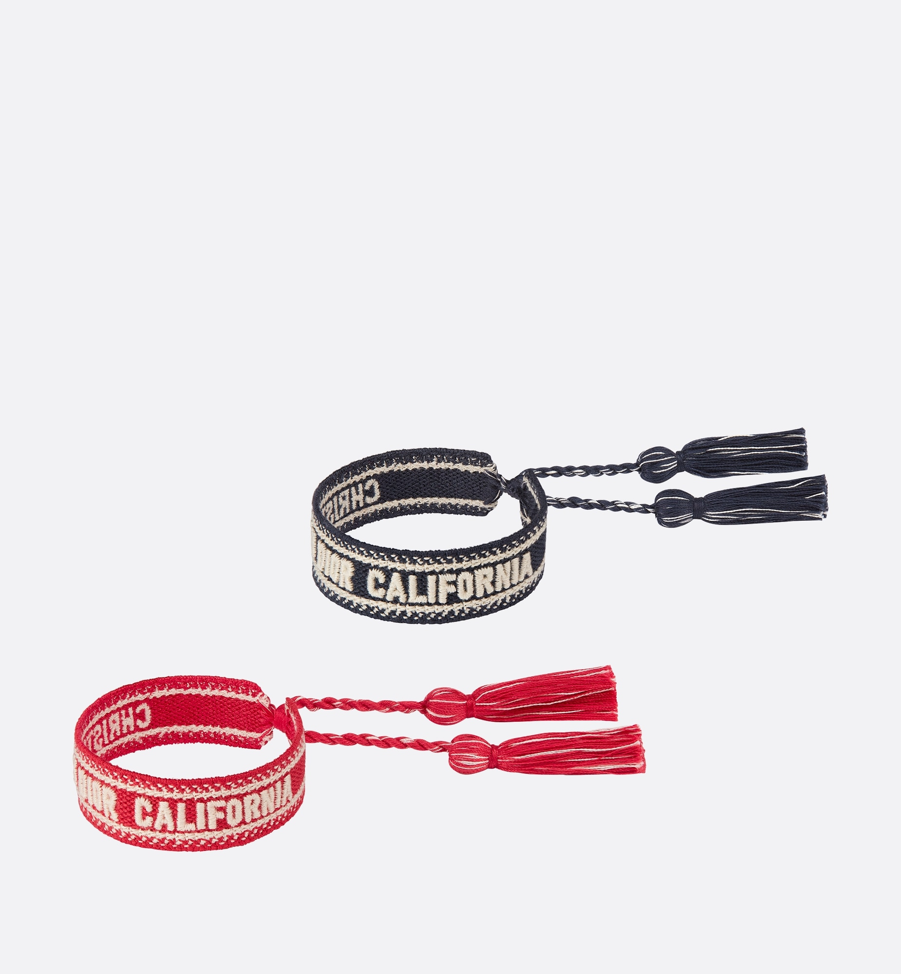 J'Adior 'CALIFORNIA' Bracelet Set Profile view