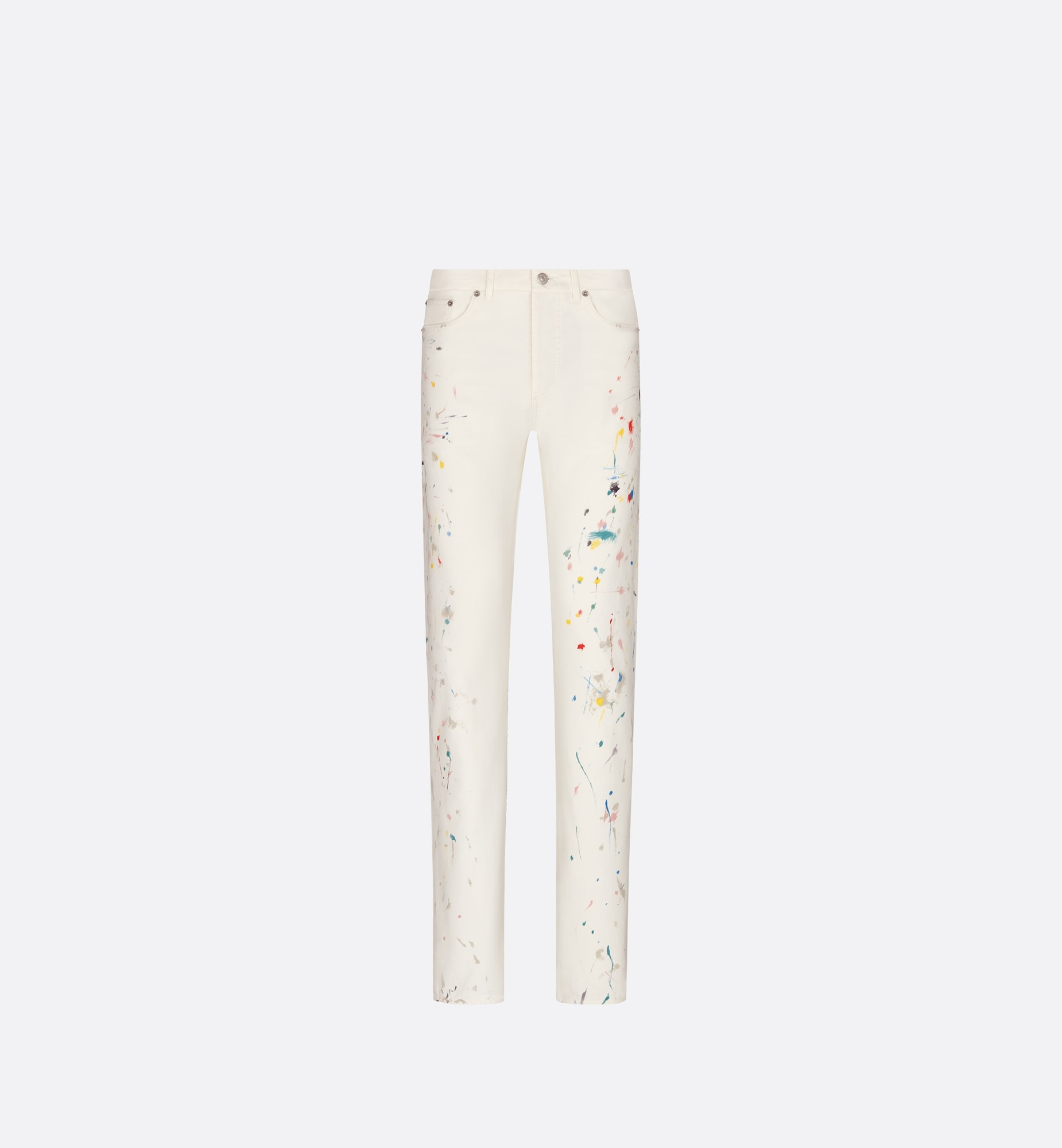 slim-fit jeans | Dior Front view