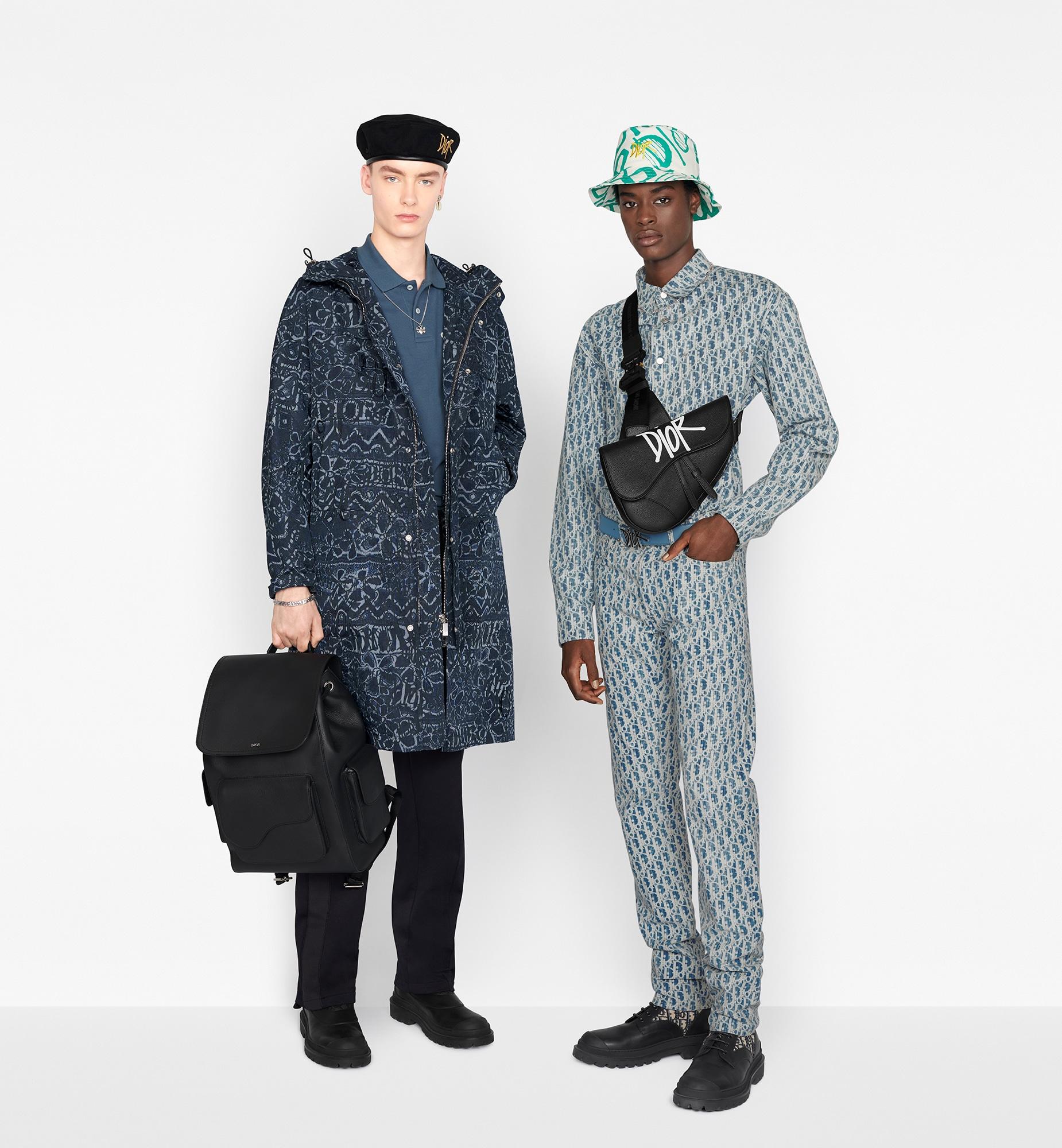 Dior Oblique Overshirt Open gallery