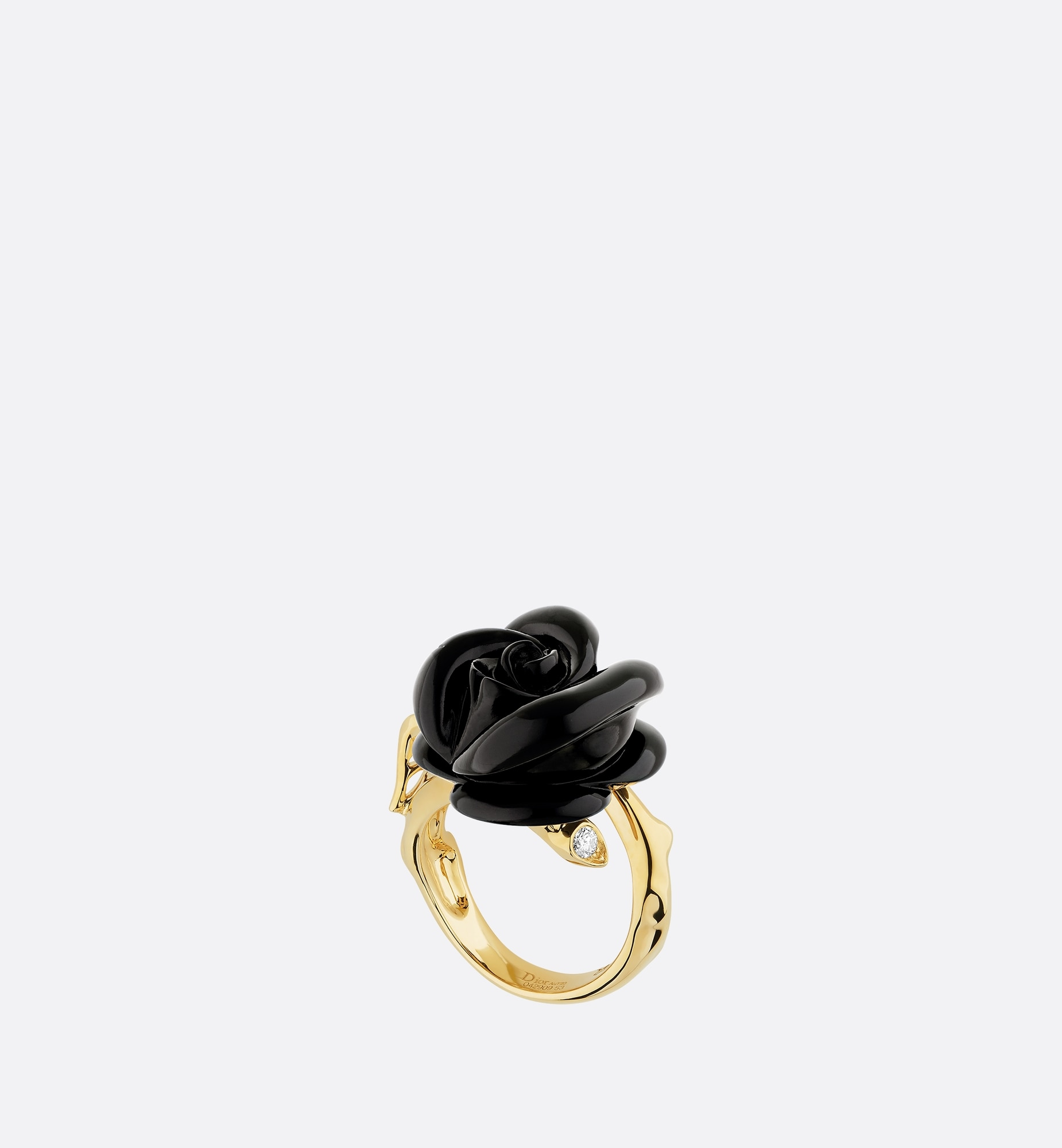 Kleine Rose Dior Pré Catelan-ring aria_threeQuarterOpenedView