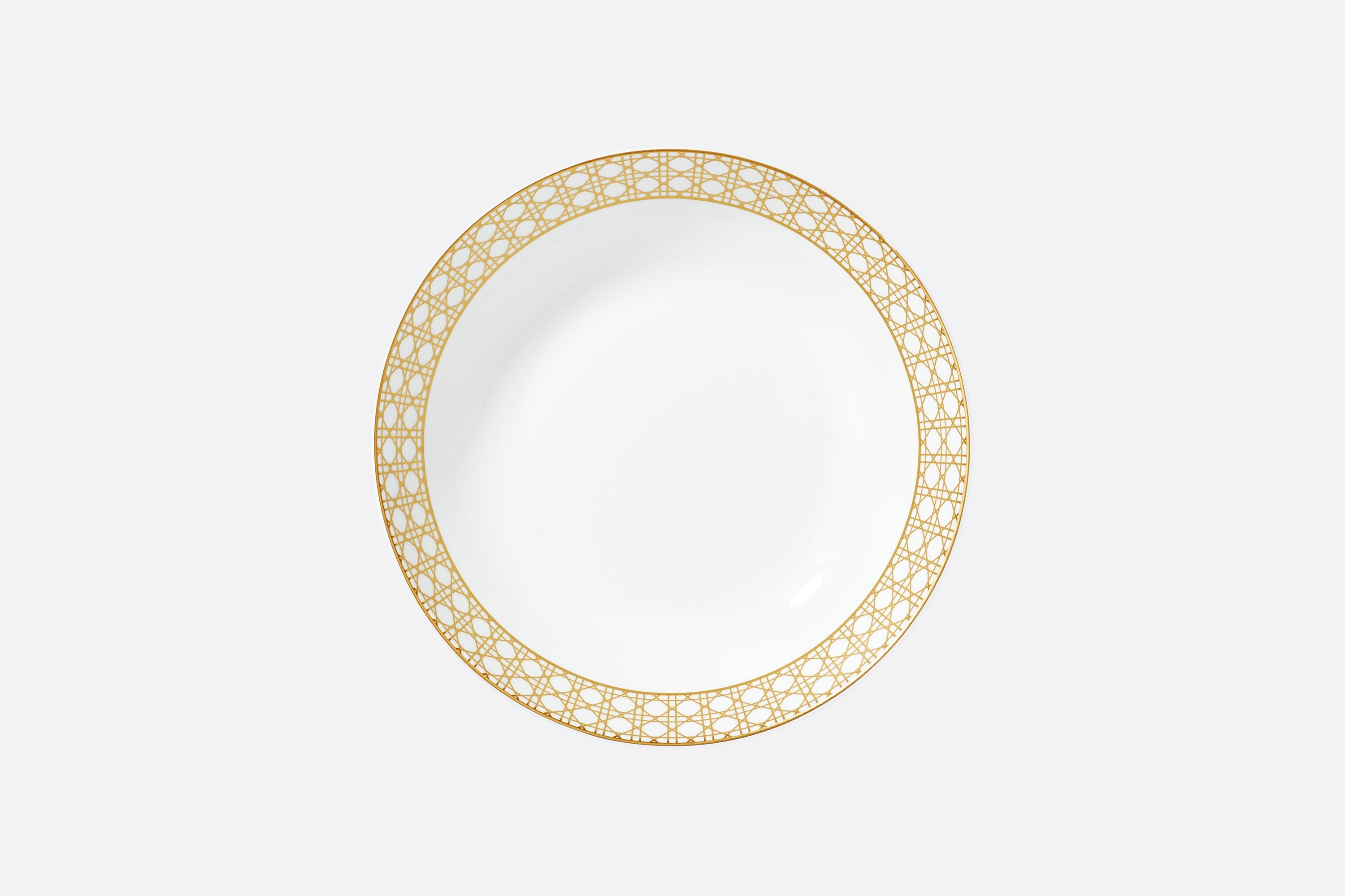Soup Plate Front view Open gallery