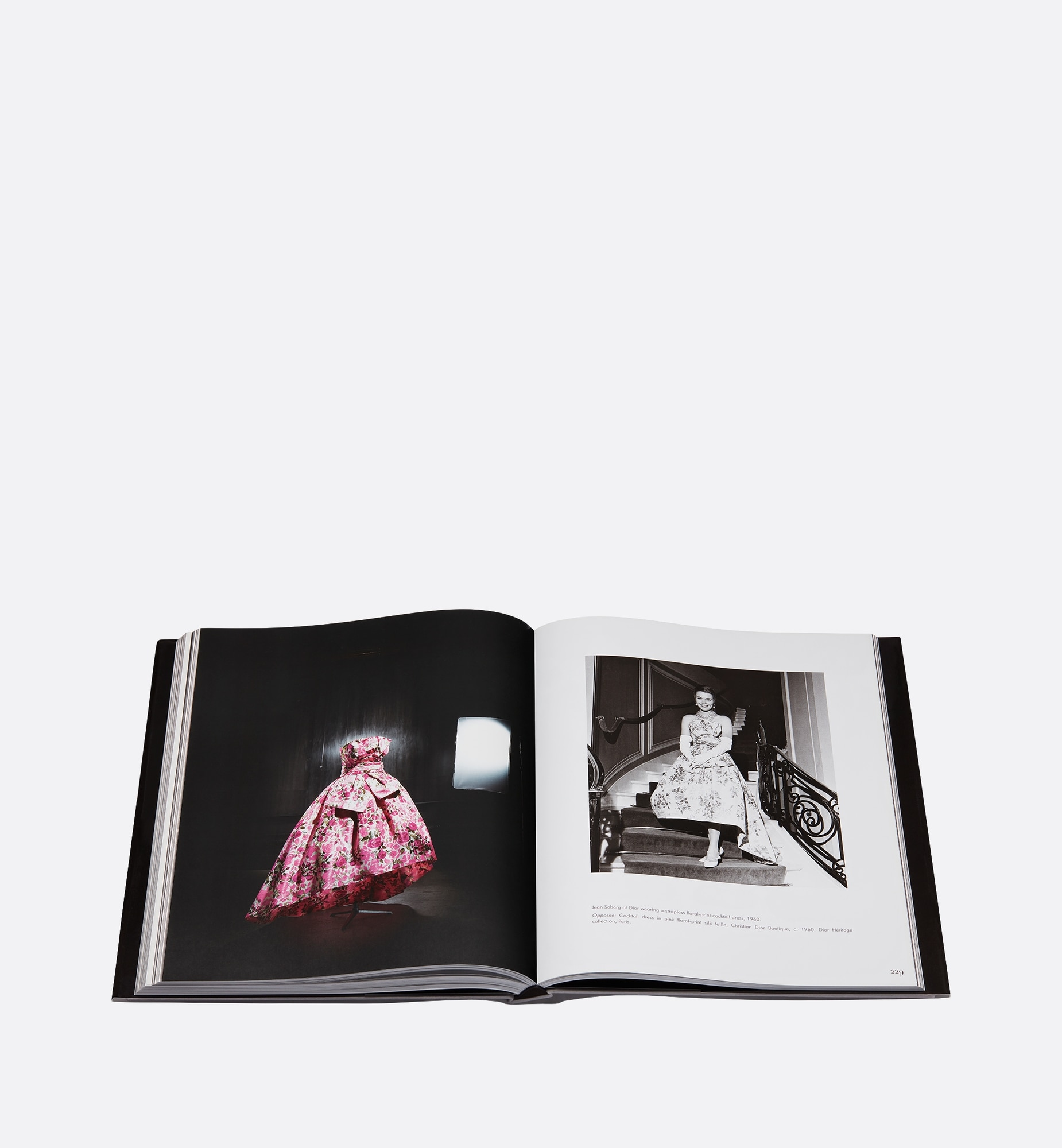 Book: Dior - Yves Saint Laurent Detailed view Open gallery