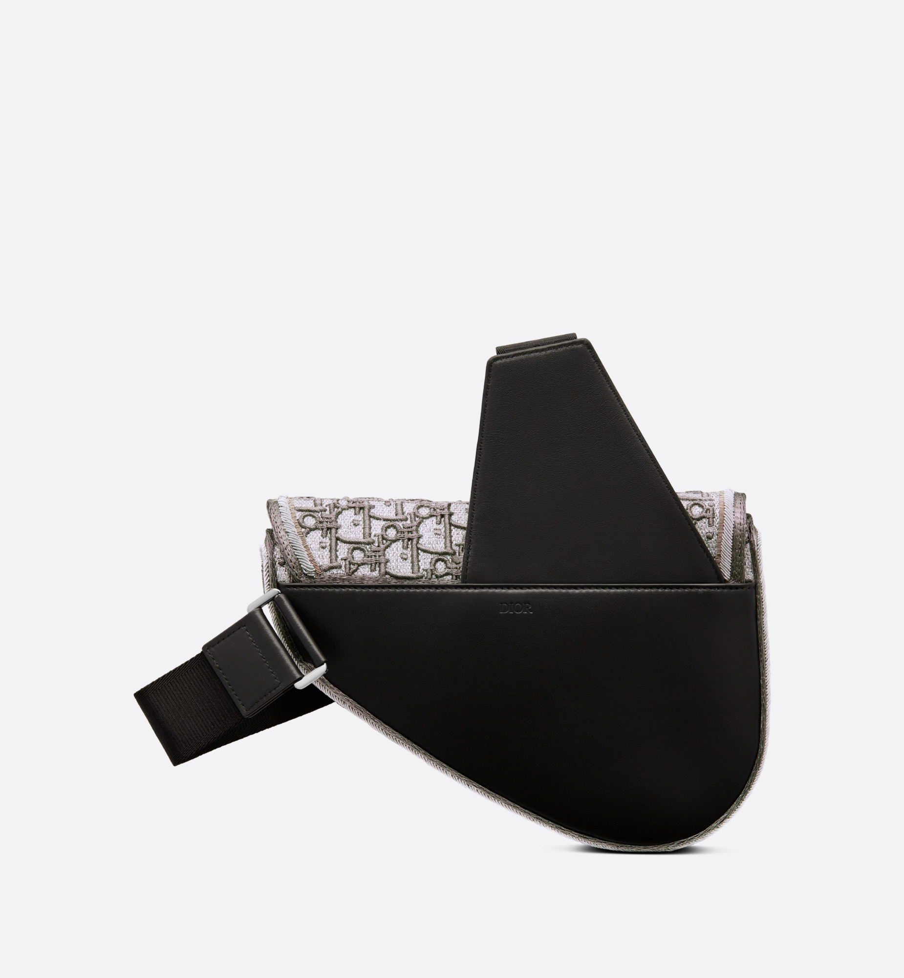 DIOR AND PETER DOIG Saddle Bag Back view Open gallery