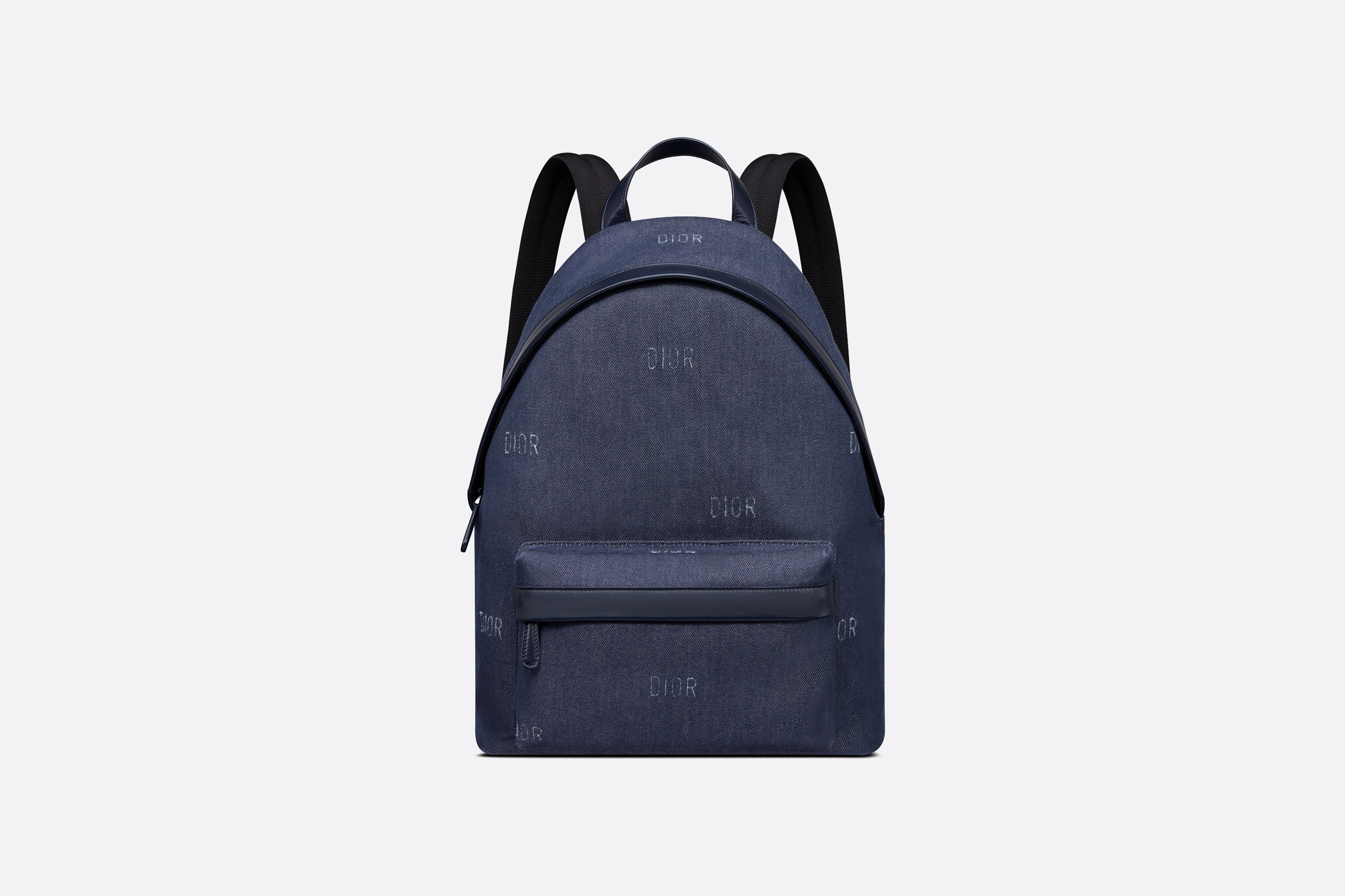 Backpack Front view Open gallery