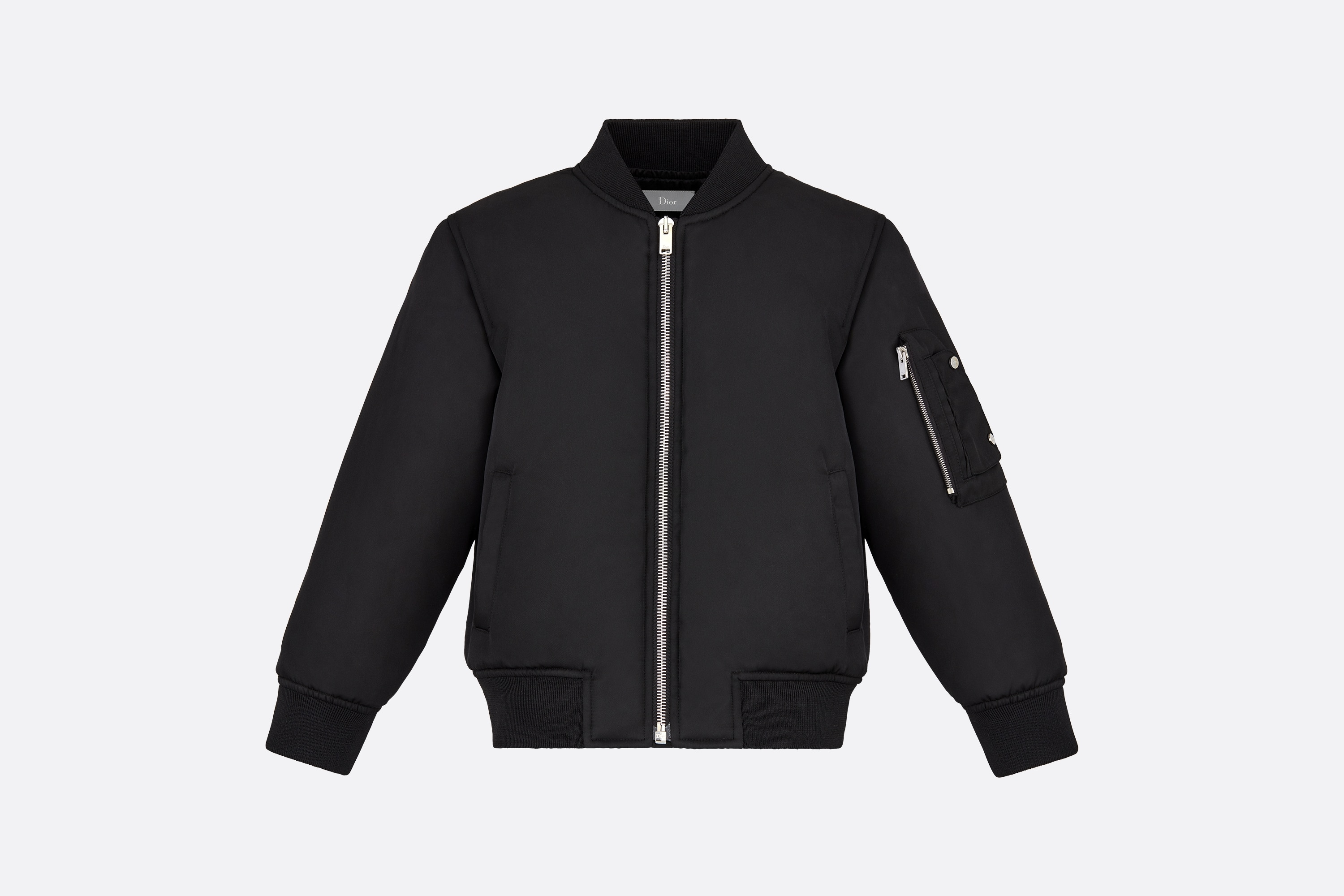 Bomber Jacket Front view Open gallery