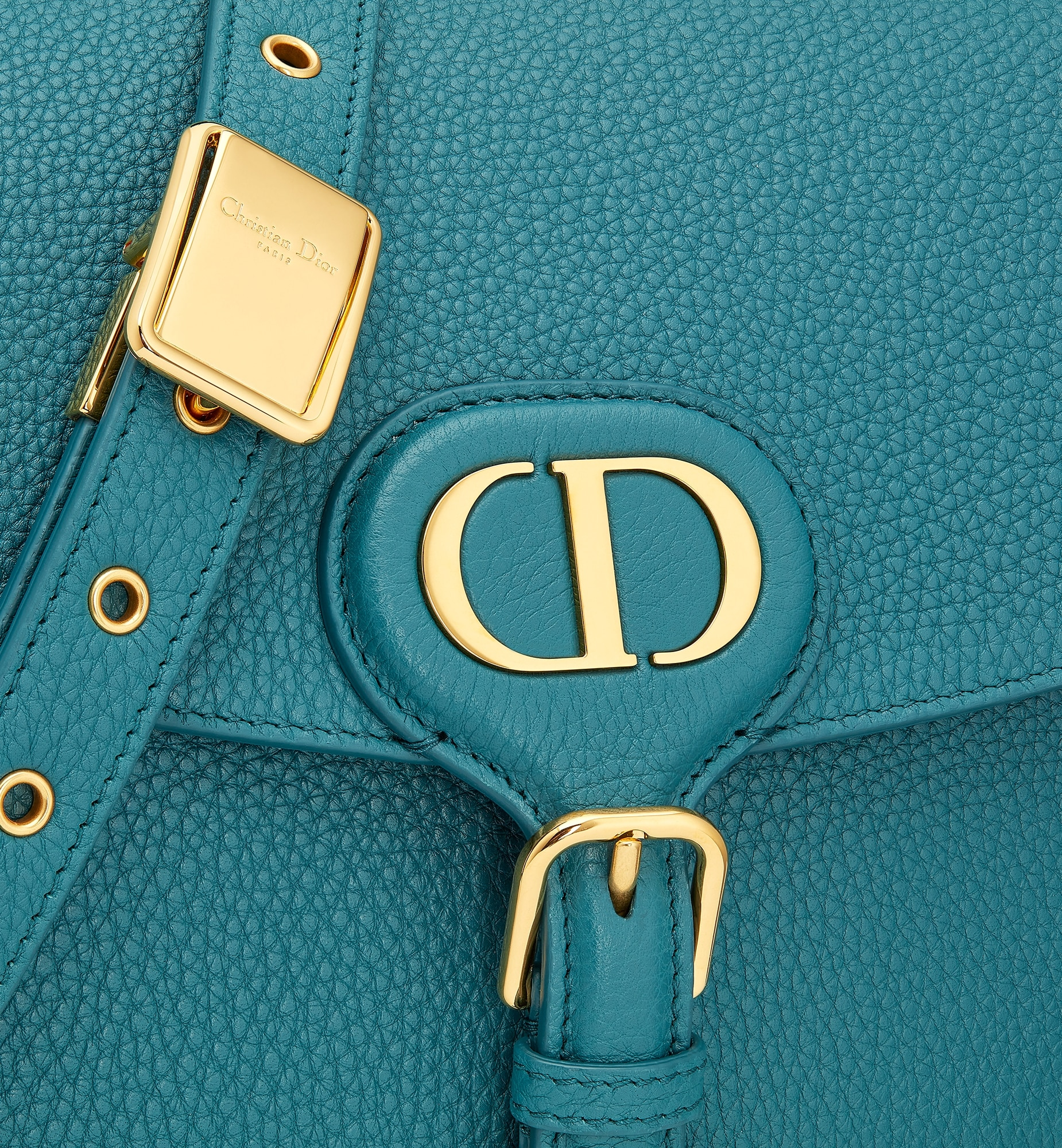 Medium Dior Bobby Bag Detailed view Open gallery