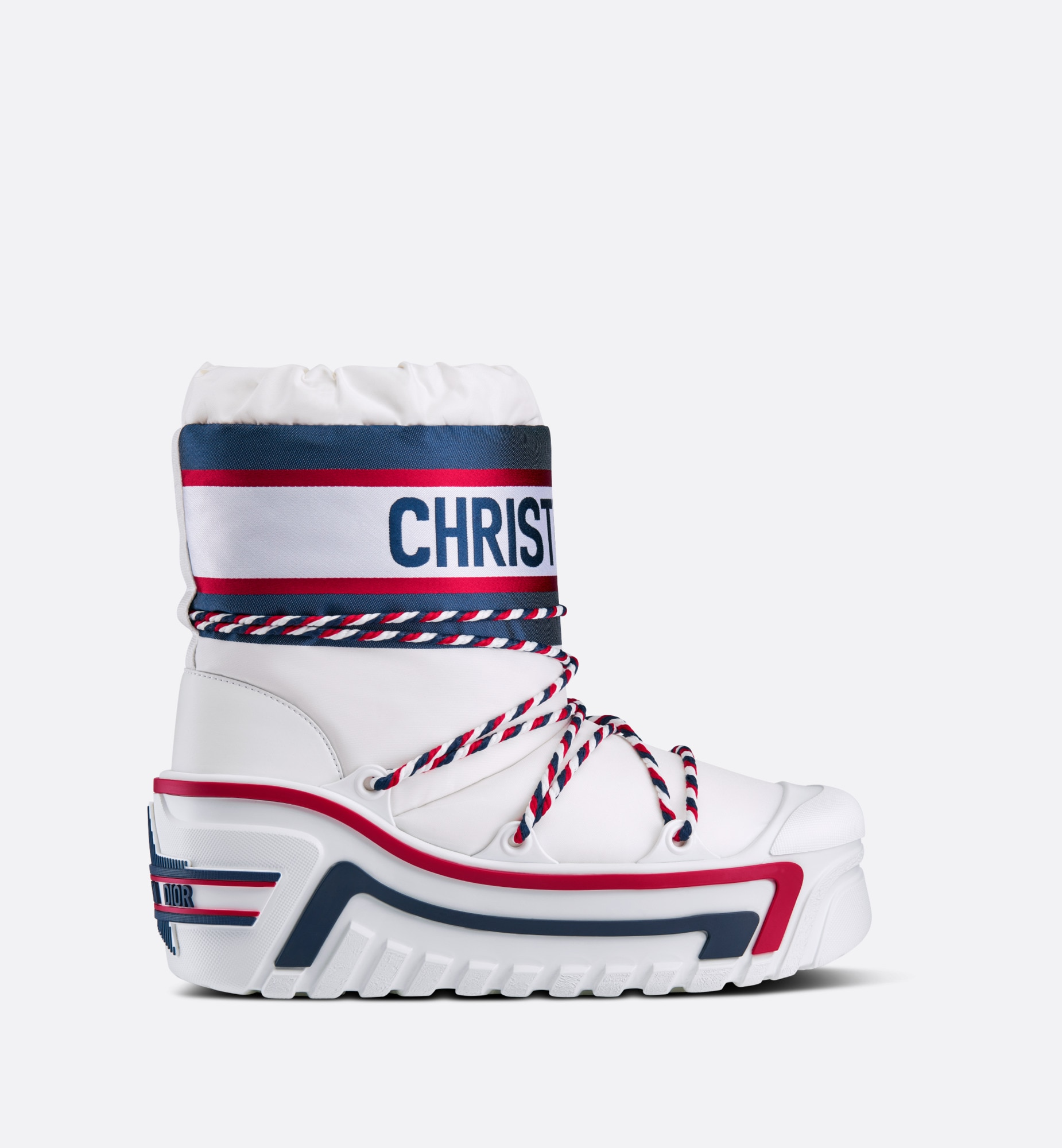 dioralps snow ankle boot | Dior Profile view