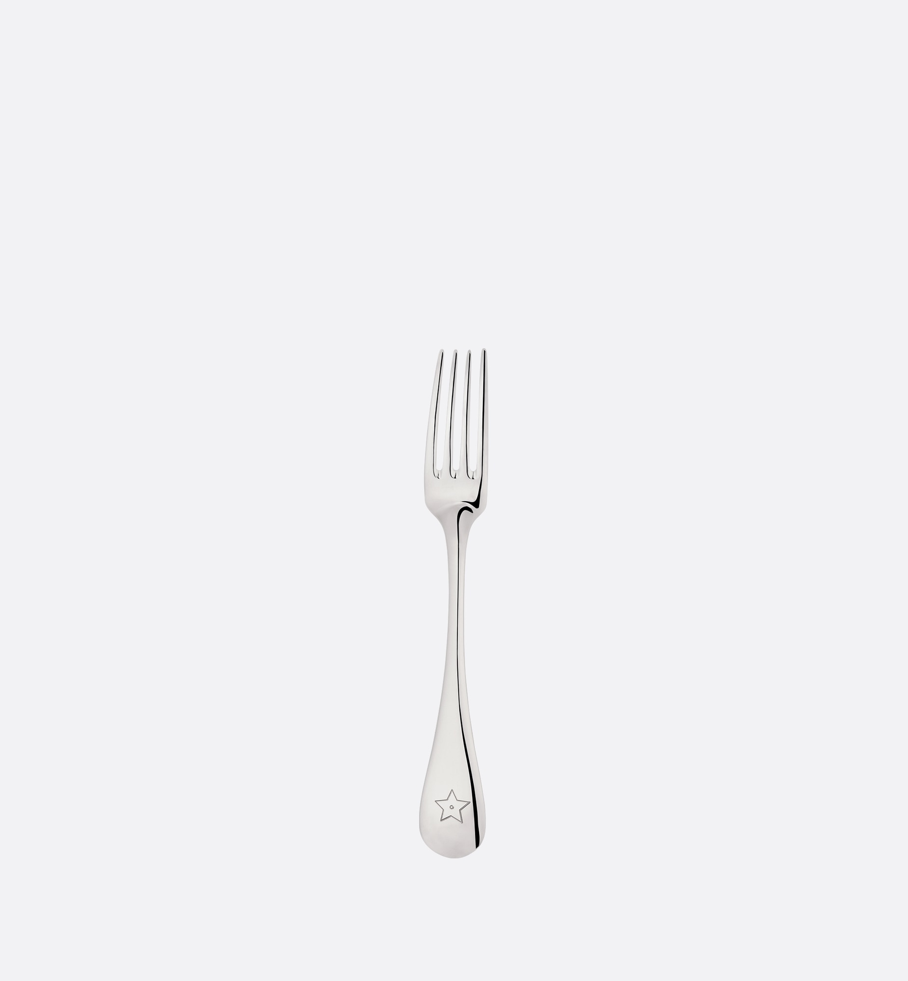 Table Fork  Front view