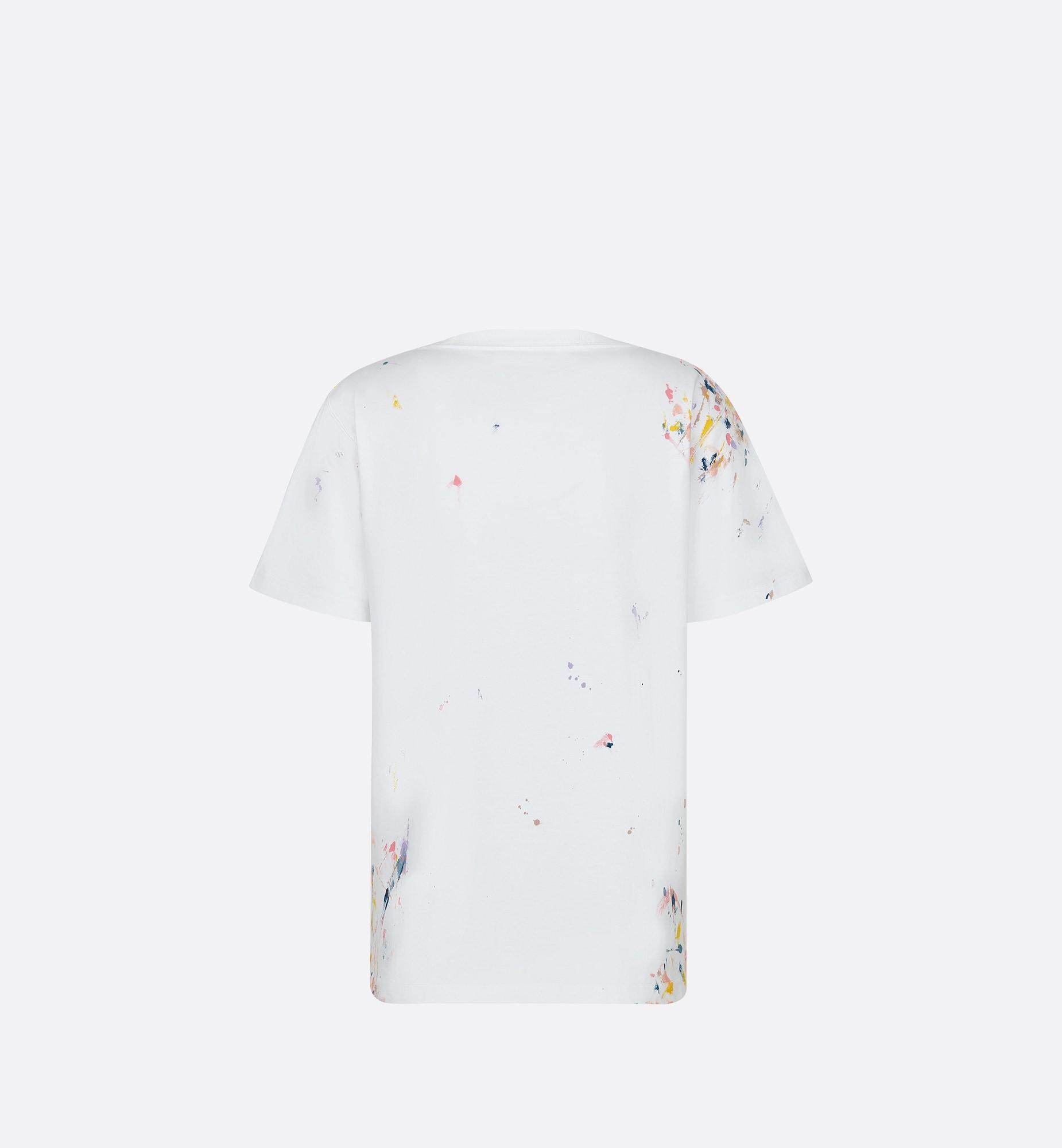 "Camiseta ""DIOR"" extragrande aria_backView aria_openGallery"