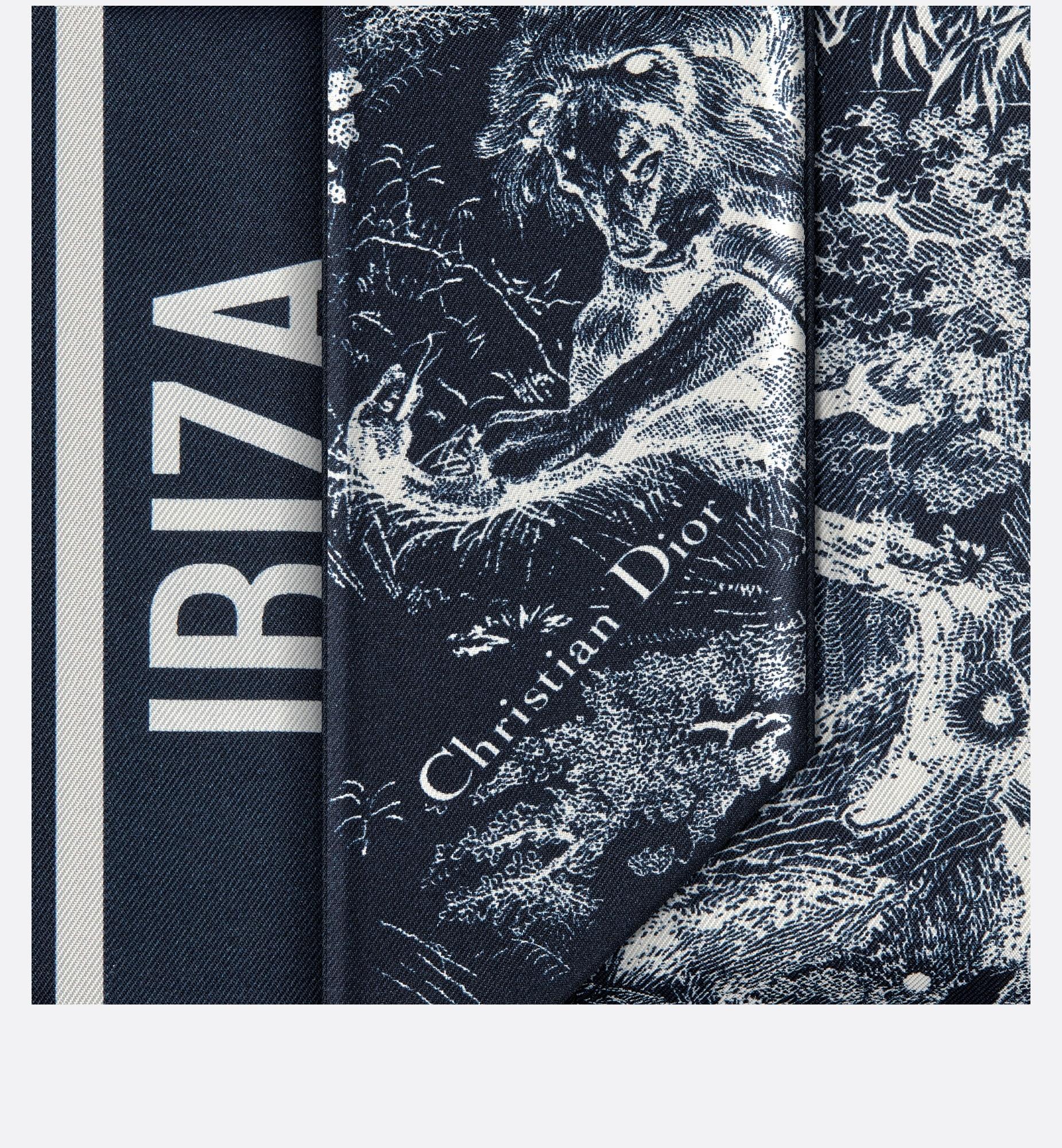 Toile de Jouy Reverse Ibiza Mitzah Tuch  aria_detailedView aria_openGallery