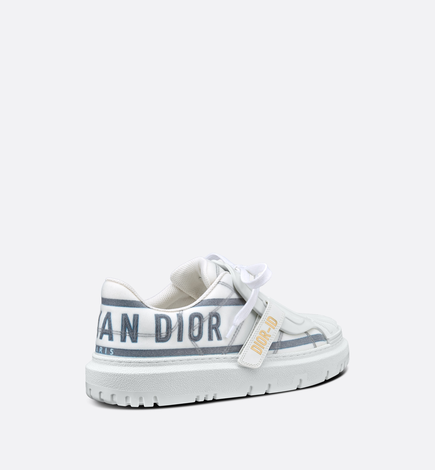 Dior-ID Sneaker Three quarter back view Open gallery