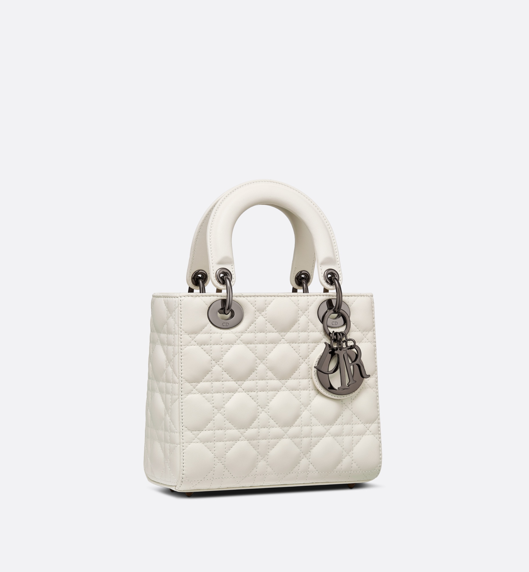 Lady Dior My ABCDior Bag Three quarter closed view Open gallery
