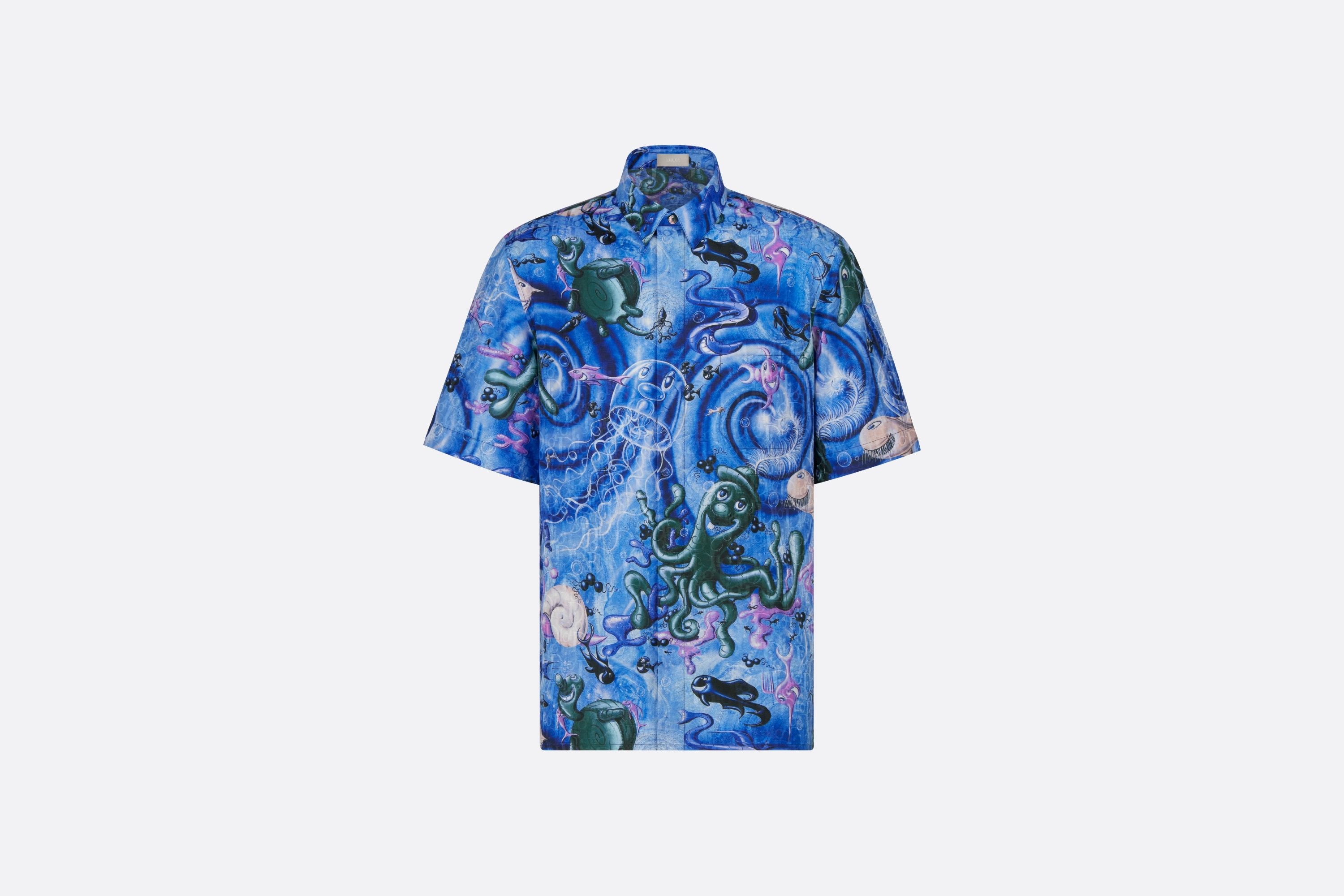 DIOR AND KENNY SCHARF Shirt Front view Open gallery
