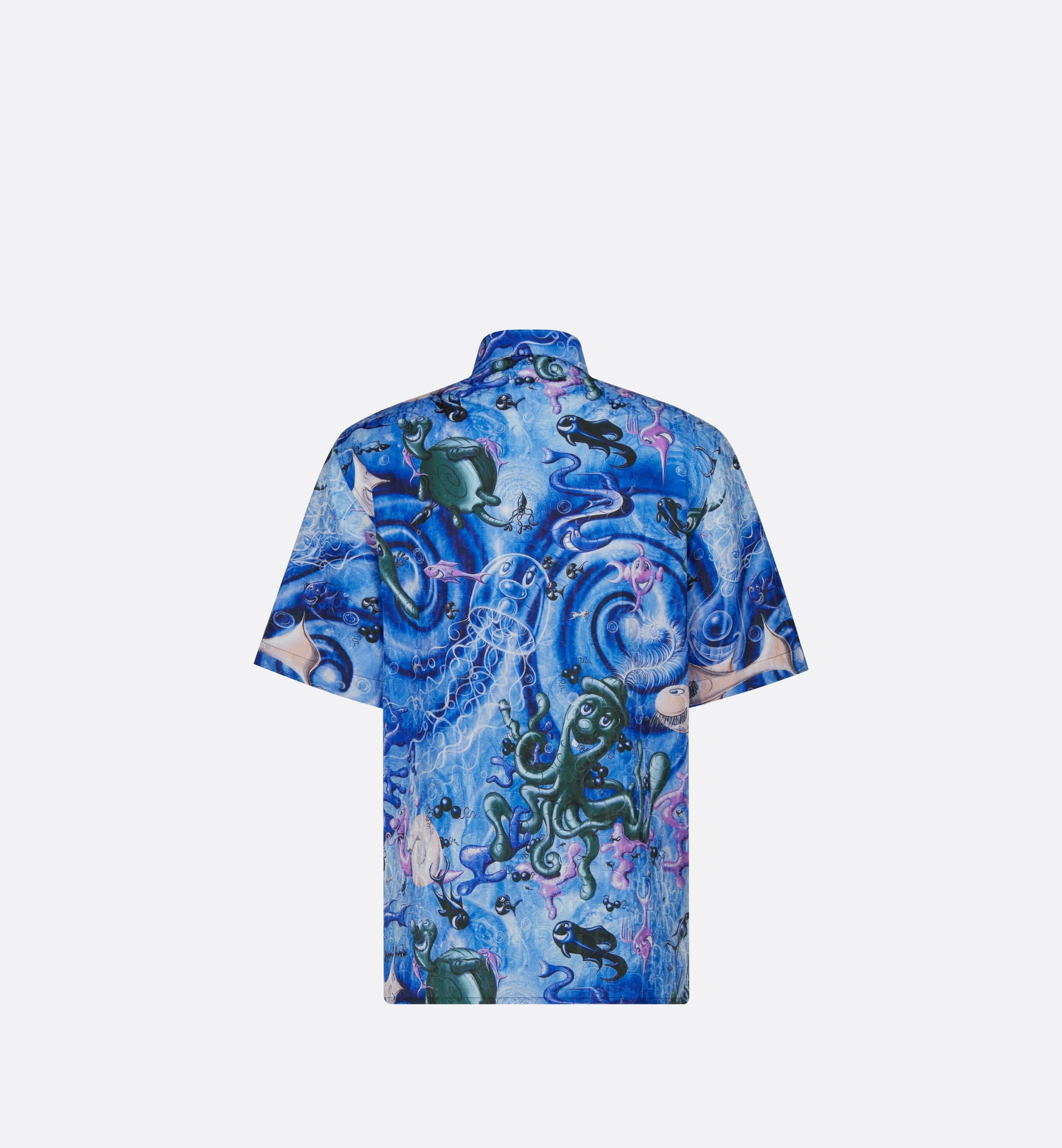 DIOR AND KENNY SCHARF Shirt Back view Open gallery