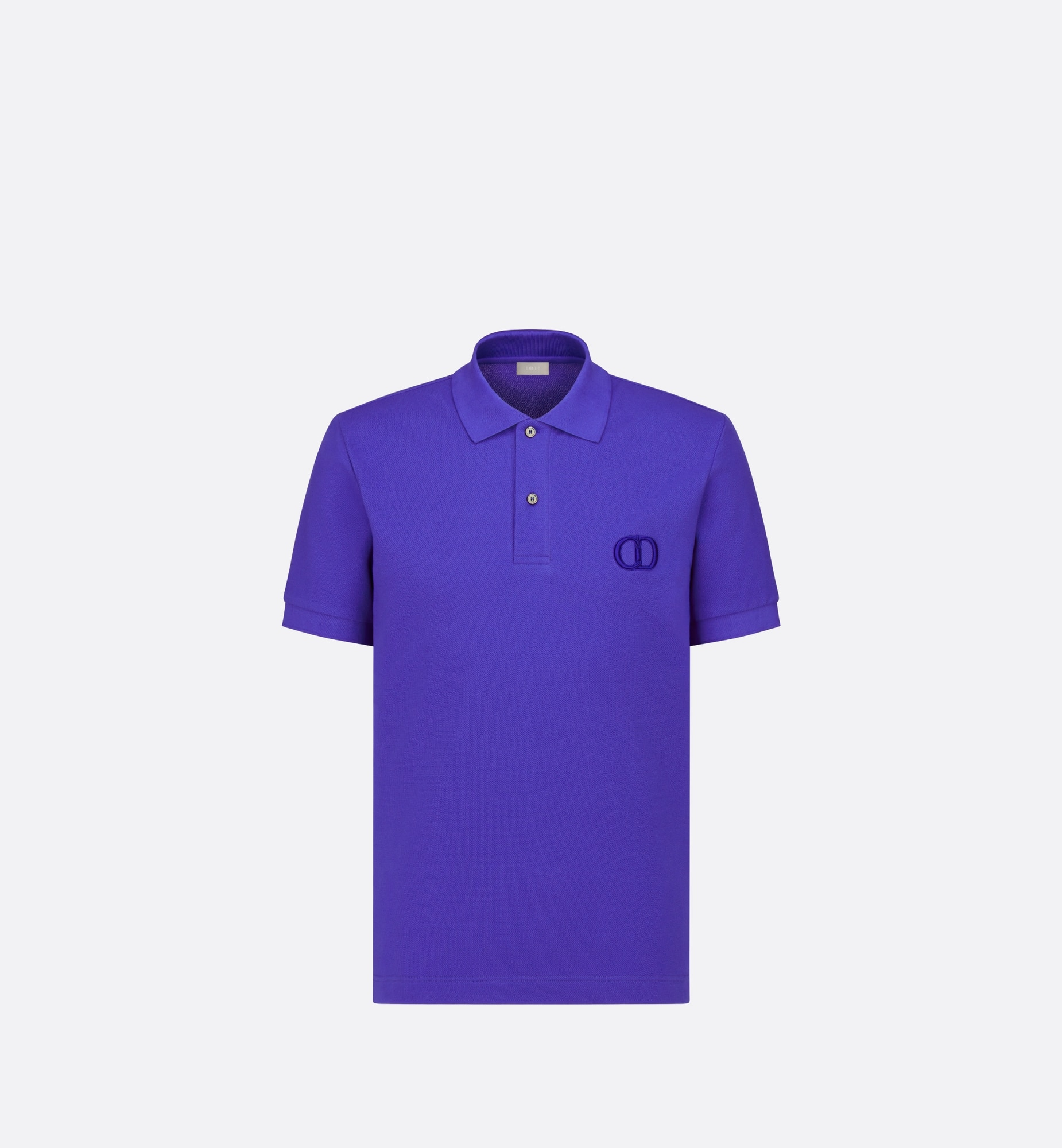 'CD Icon' Polo Shirt aria_frontView
