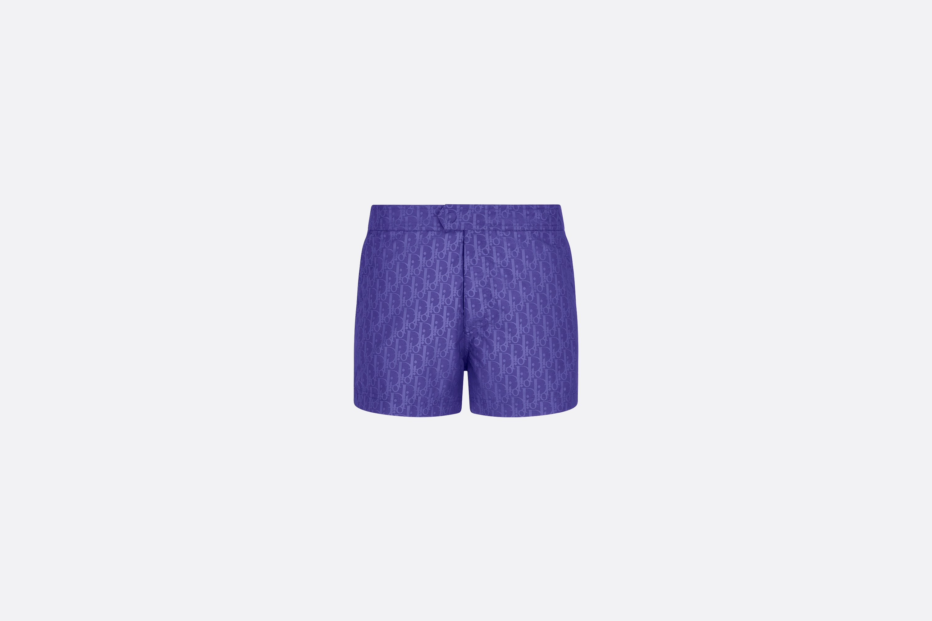 Dior Oblique Short Swim Shorts Front view Open gallery