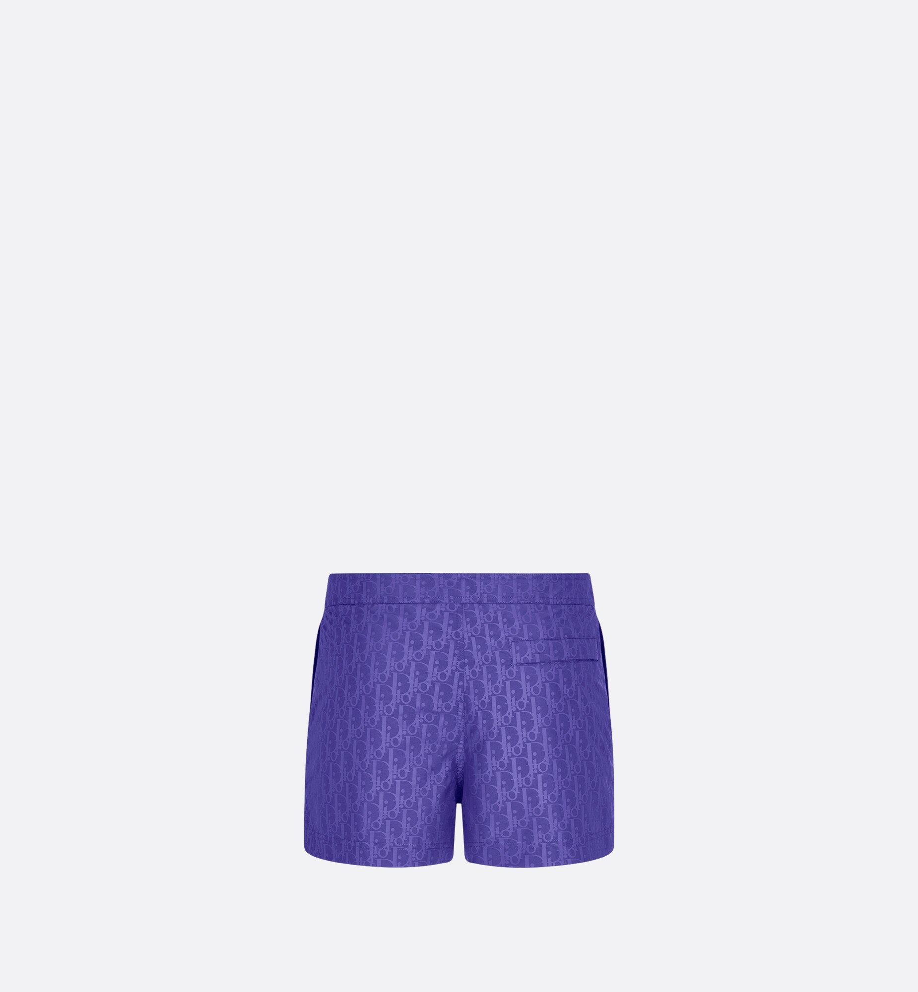 Dior Oblique Short Swim Shorts Back view Open gallery