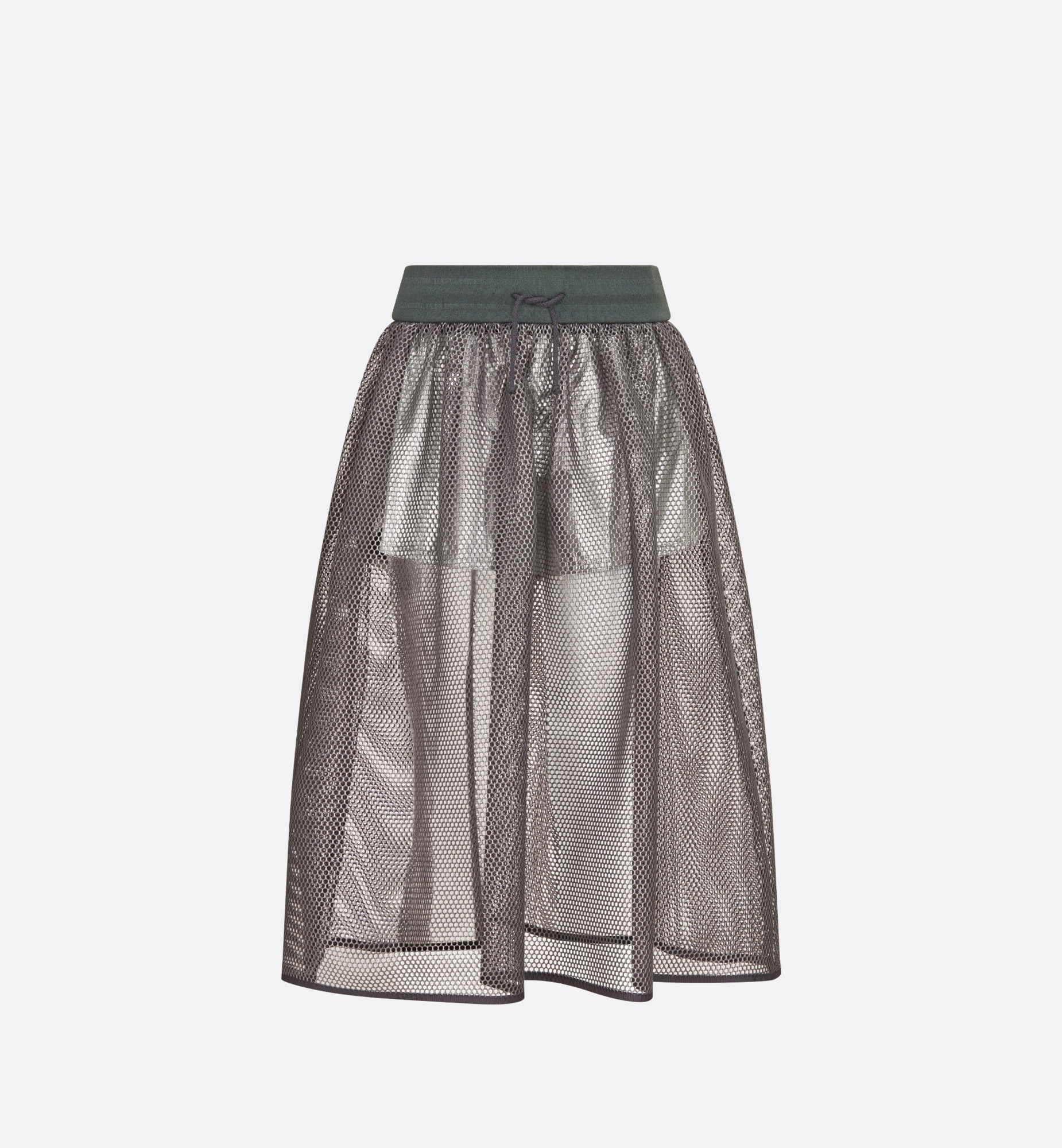 mid-length skirt | Dior Front view