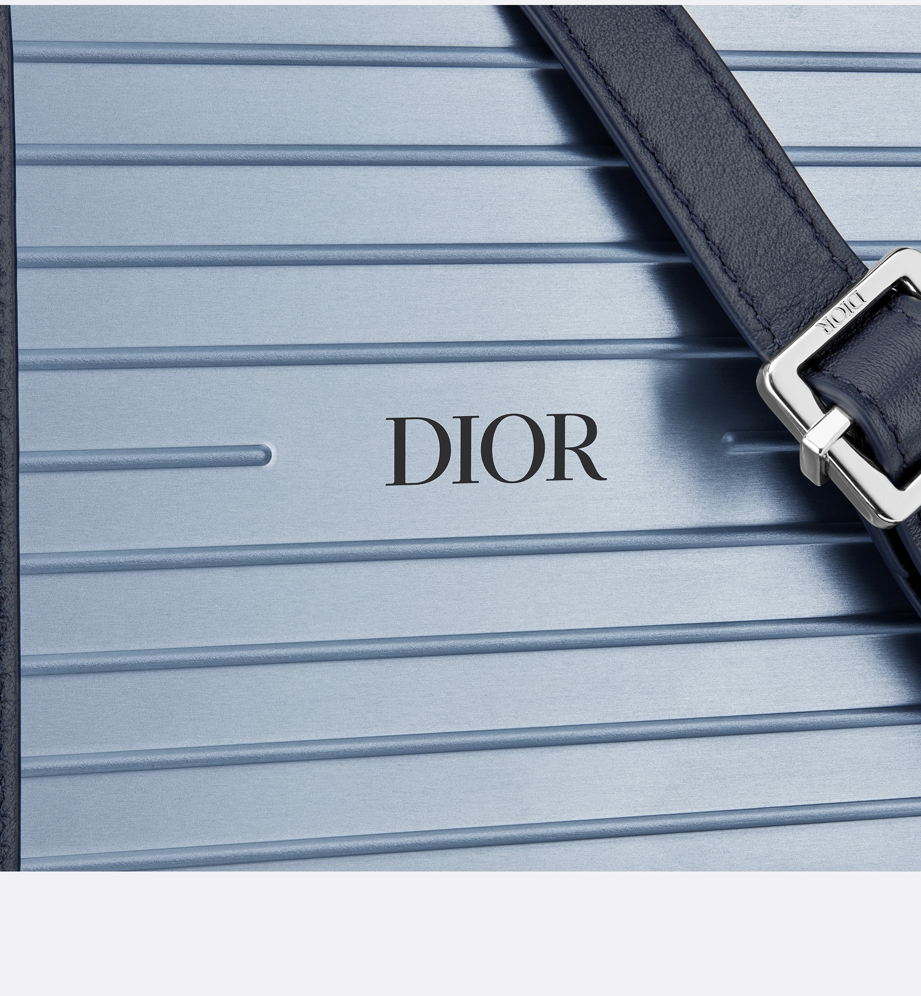 DIOR and RIMOWA Personal Clutch Detailed view Open gallery