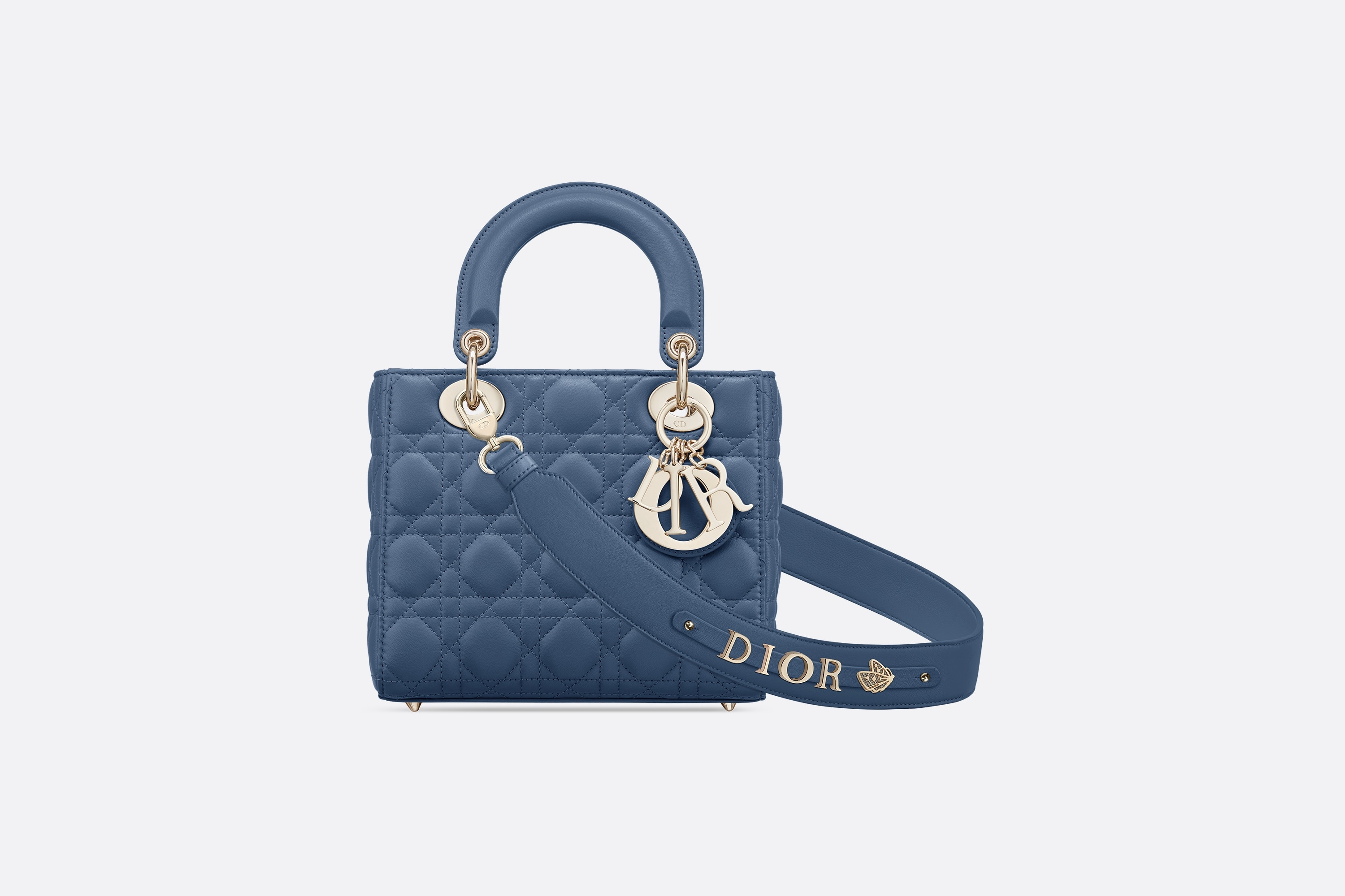 Lady Dior My ABCDior Bag Front view Open gallery