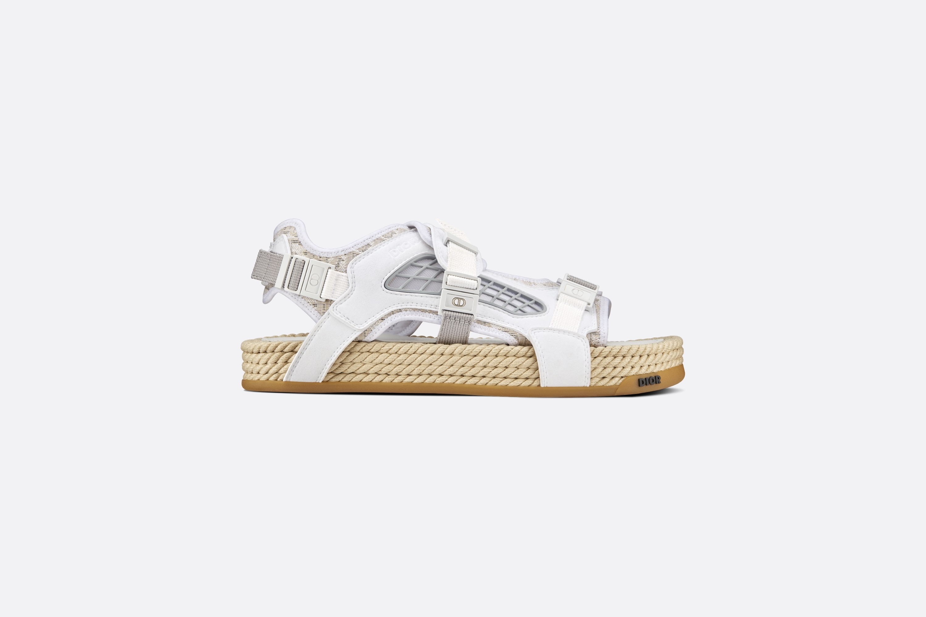 Dior Atlas Sandal Profile view Open gallery