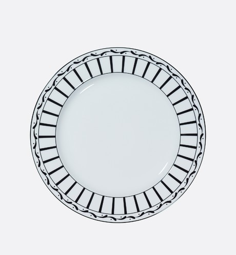 Monsieur Dior serving plate front view