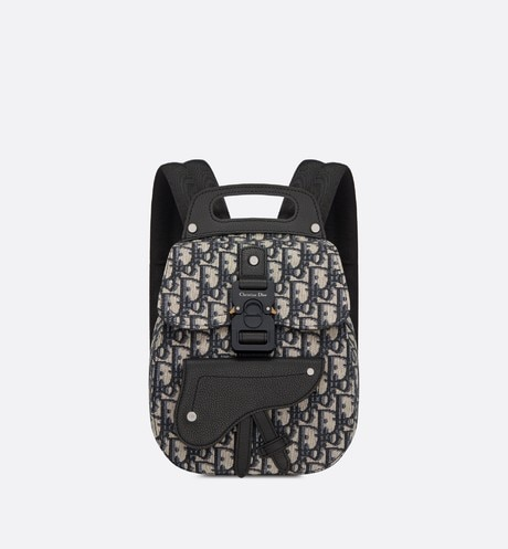 Mini Saddle Backpack Front view