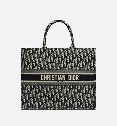 Sac Dior Book Tote Vue de face