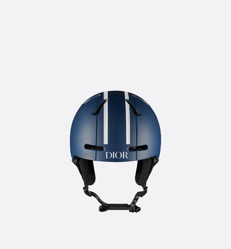 DIOR AND POC Ski Helmet Front view