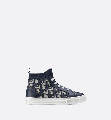 Kids High-Top Sneaker Front view