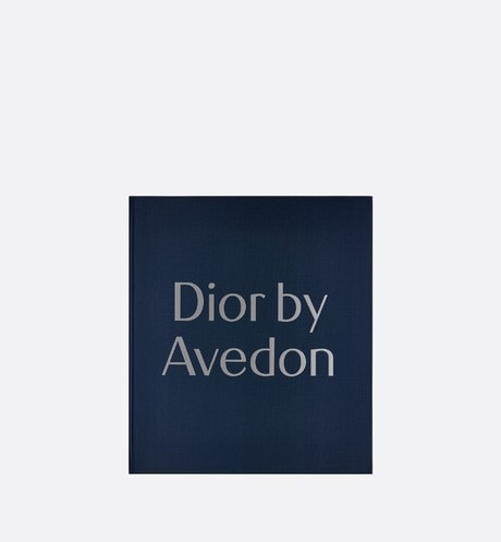 Book: Dior by Avedon Front view
