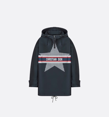 DiorAlps Hooded Anorak Front view