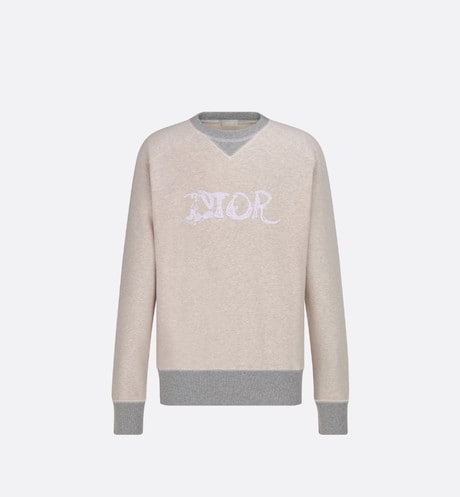DIOR AND PETER DOIG Sweatshirt Front view