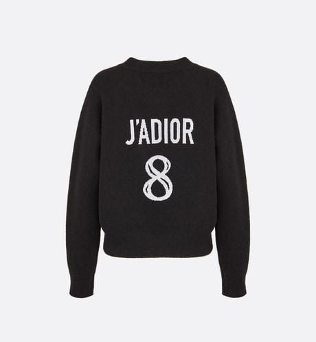 J'Adior 8' Boxy Sweater Front view