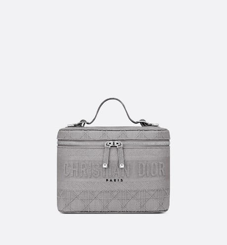 DiorTravel  Vanity Case Front view