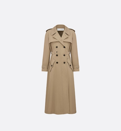 Trench Coat Front view