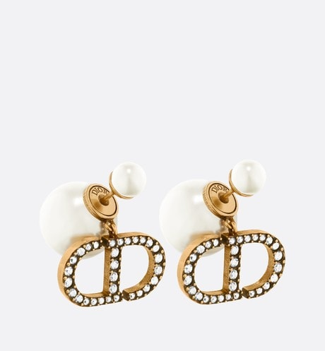 Dior Tribales Earrings Front view
