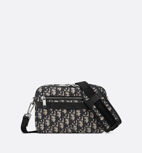 Safari Messenger Bag Front view
