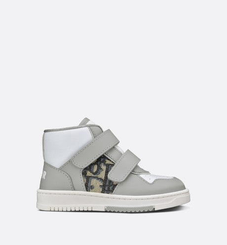 B27 Baby High-Top Sneaker Front view