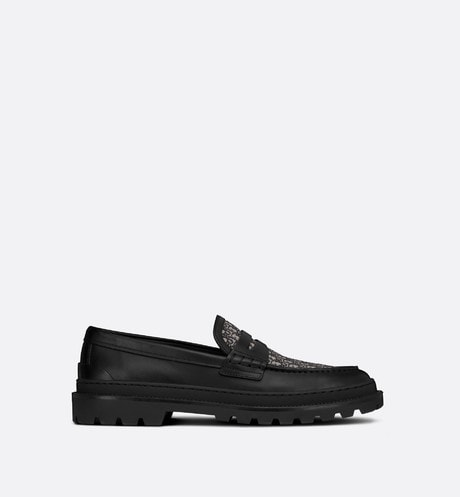 Dior Explorer Loafer Front view