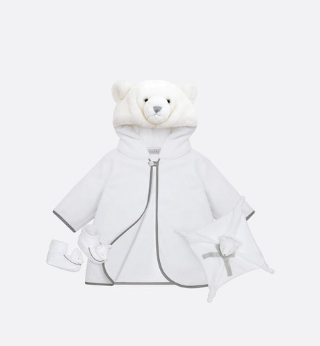 Teddy Bear Newborn Gift Set Front view