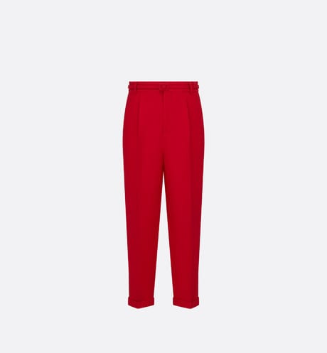 Tapered Pants Front view